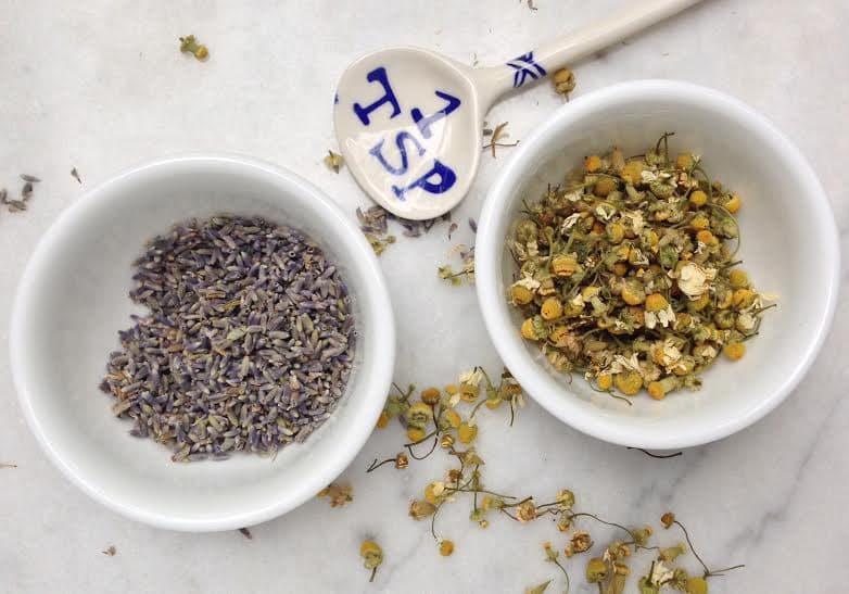 Lavender Fizzy Bath Bombs Recipe