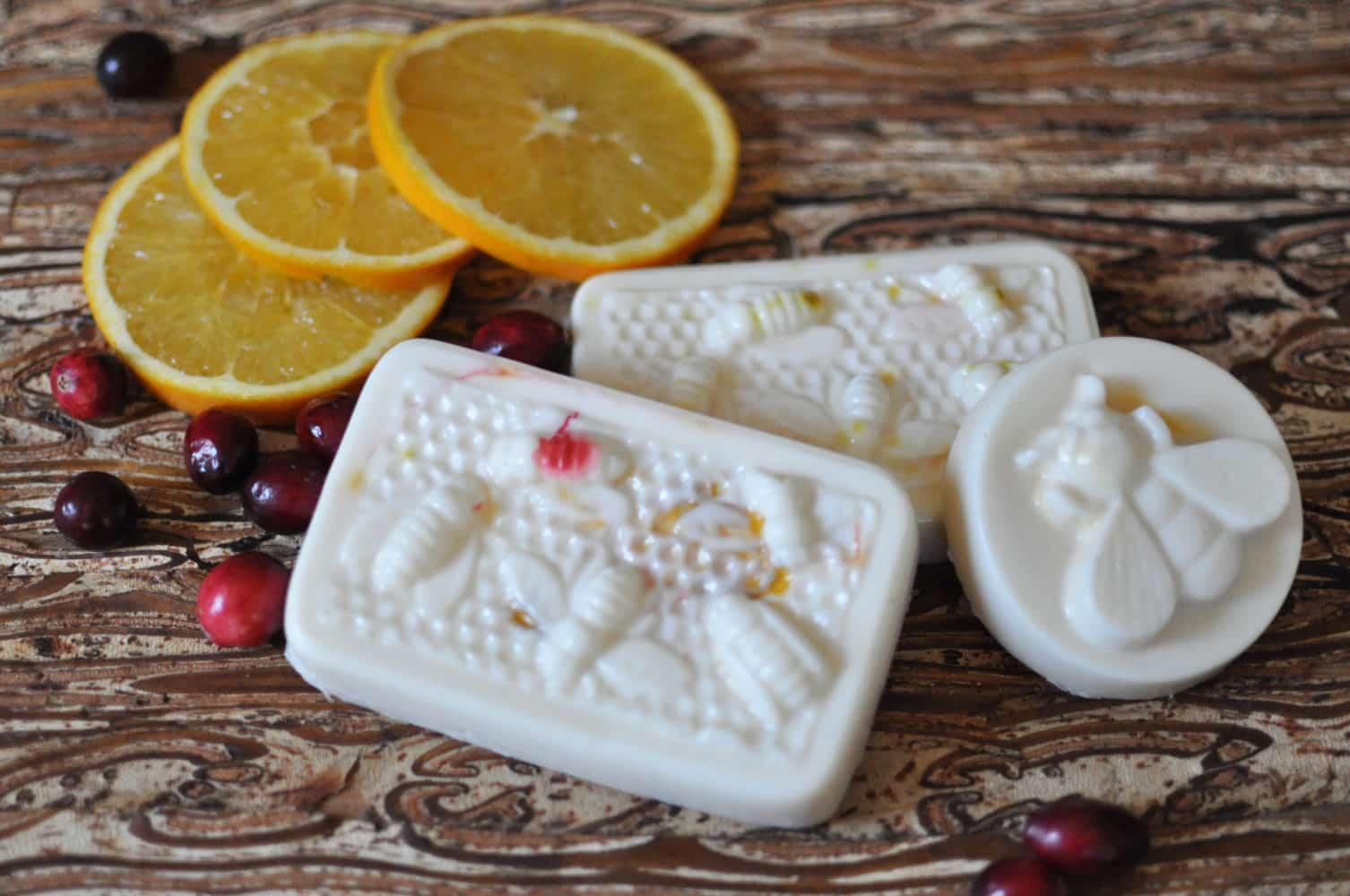melt and pour DIY soap