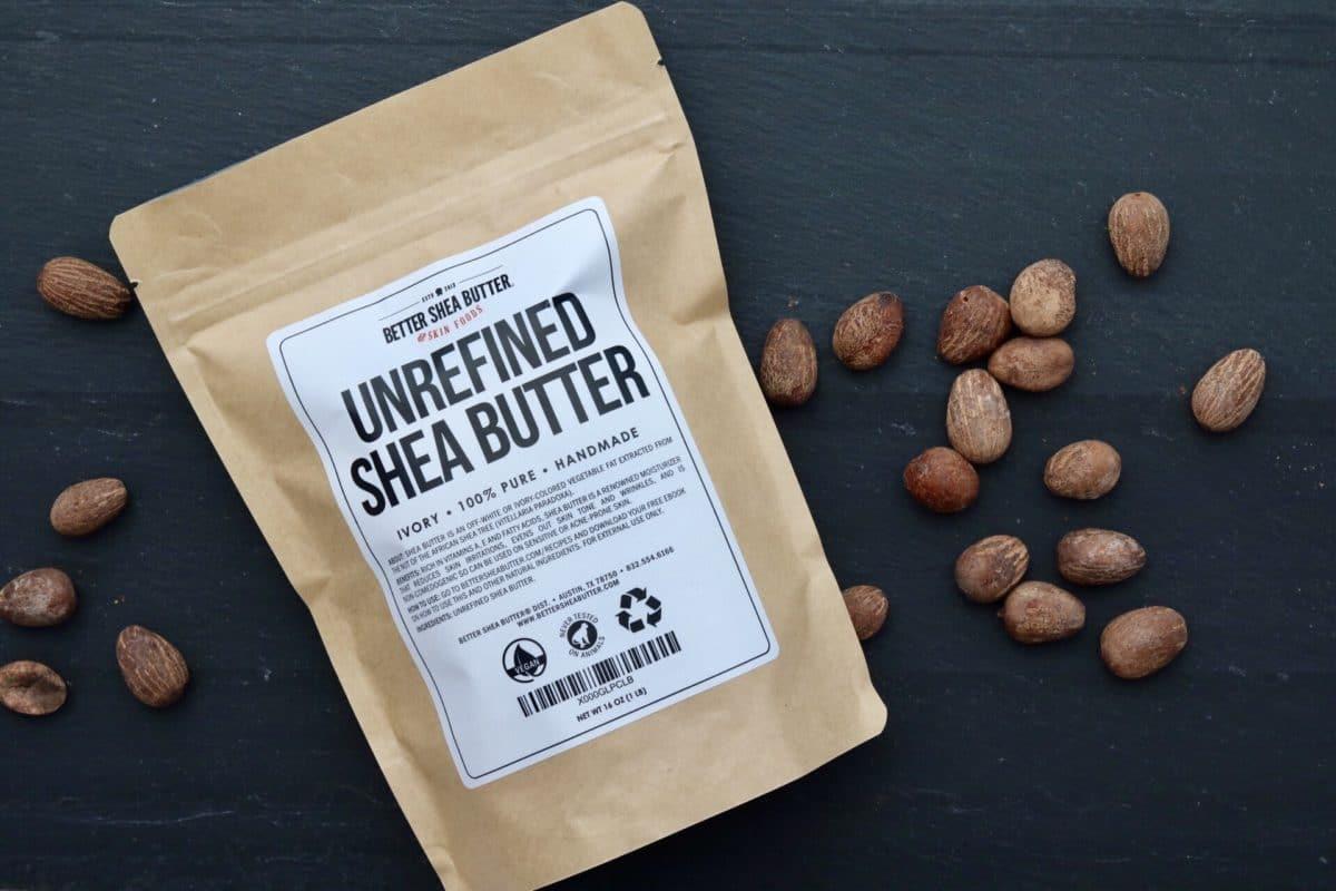 An All Natural Shea Butter For Eczema