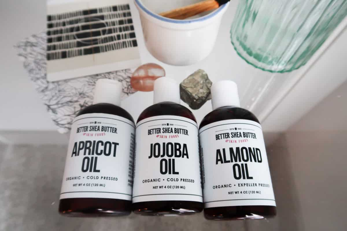 Almond, Apricot and Jojoba Oil: the Benefits and Differences of each