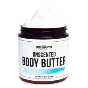 Unscented Body Butter