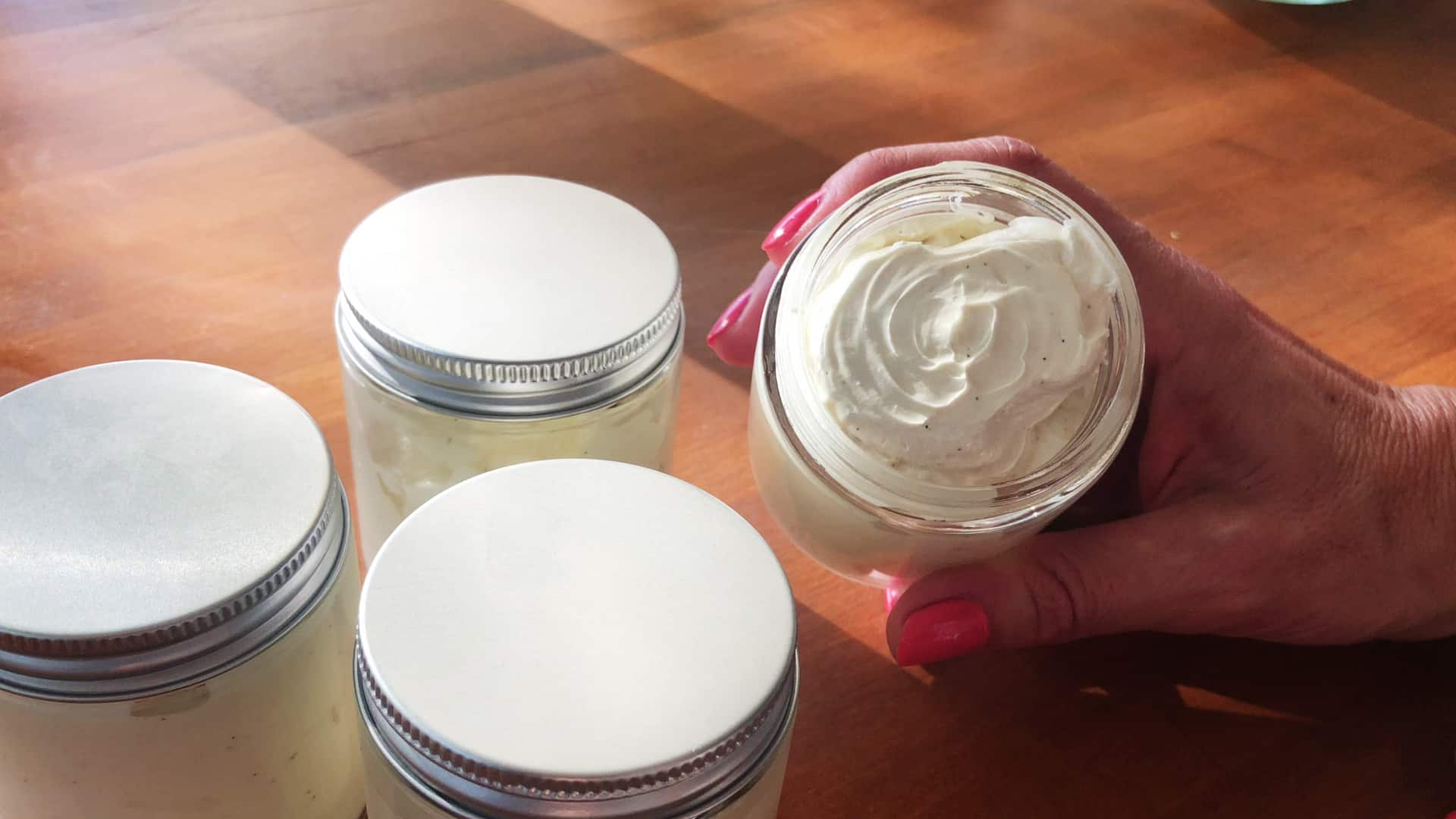 whipped cocoa body butter