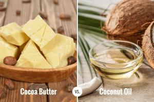 Cocoa Butter vs. Coconut Oil