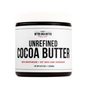 pure cocoa butter jar
