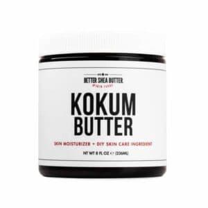 kokum butter jar